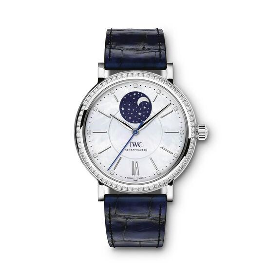 IWC Portofino Midsize Automatic Moon Phase Watch 37mm