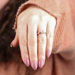 Ikuma Canadian Princess Cut Diamond Ring 14K, 1 ct.
