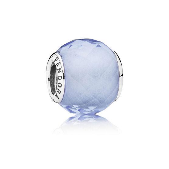 PANDORA Blue Petite Facets Charm