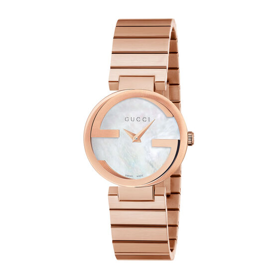 Gucci Interlocking Collection Watch