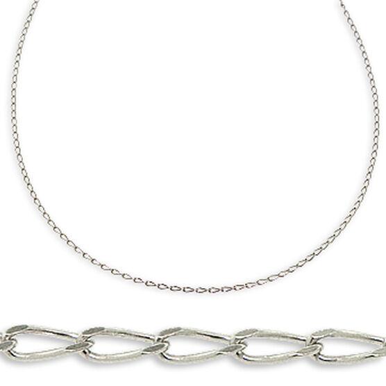Oval Link Chain 14K, 18K