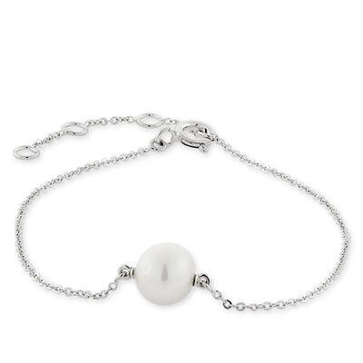 Freshwater Cultured Pearl Bracelet 14K