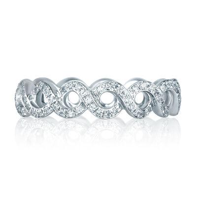 A.JAFFE Diamond Eternity Ring