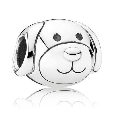PANDORA Devoted Dog Charm