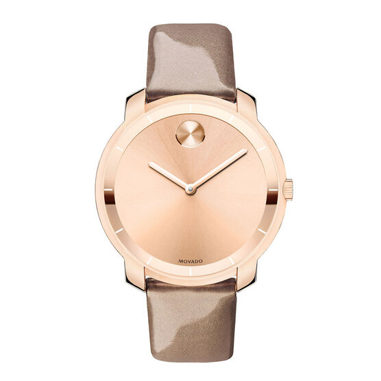 Movado Bold Rose Watch