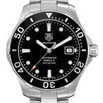 TAG Heuer Aquaracer Calibre 5 Automatic Watch, 41mm
