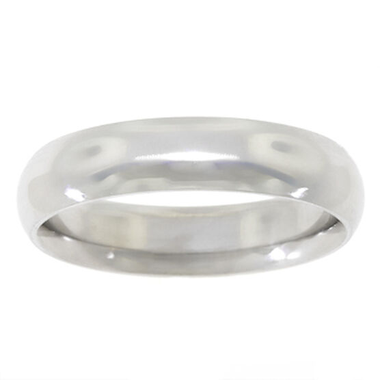 5mm Comfort Fit Band 14K, Size 9