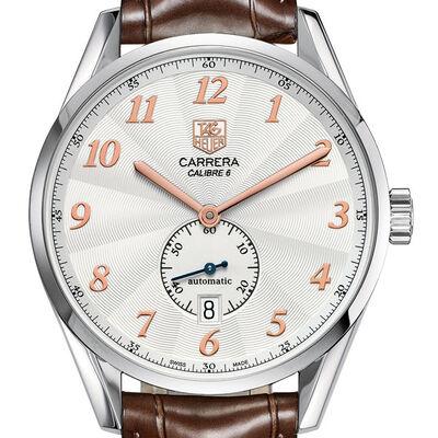 TAG Heuer Carrera Heritage Calibre 6 Automatic Chronograph