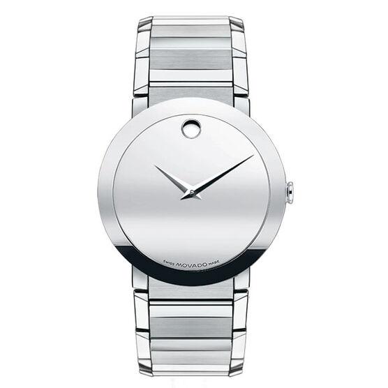 Movado Sapphire Watch
