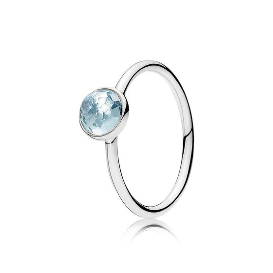 PANDORA March Droplet Ring