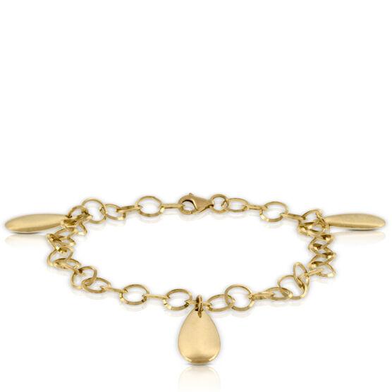 Link Bracelet 14K