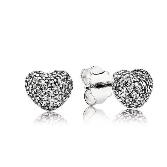 PANDORA In My Heart Earrings
