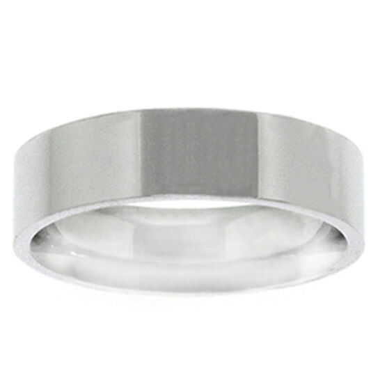6mm Comfort Fit Band 14K, Size 10