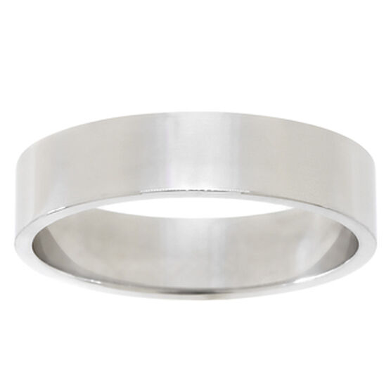 5mm Band 14K, Size 10