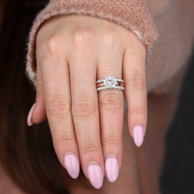 Halo Engagement Rings Ben Bridge Jeweler