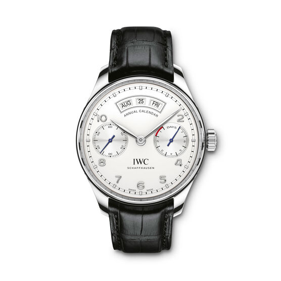 IWC Portugieser Annual Calendar Watch