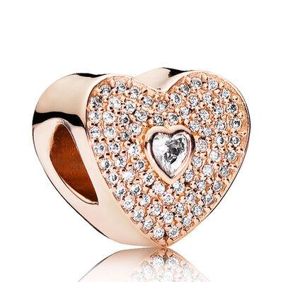 PANDORA Rose™ Sweetheart Charm