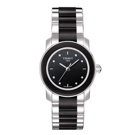 Tissot Cera Diamond Watch