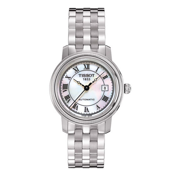 Tissot Bridgeport Mother-of-Pearl Automatic Watch