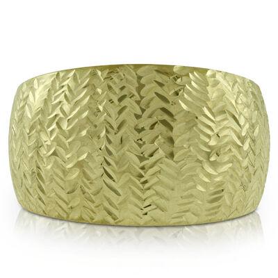 Toscano Domed Ring 14K