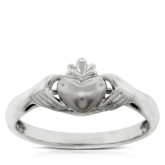 Claddagh Ring 14K
