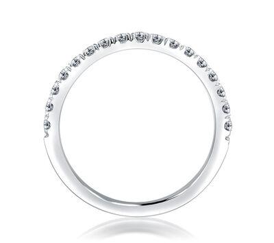 A.JAFFE Diamond Wedding Ring