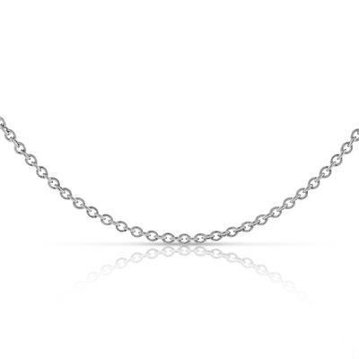 Rolo Pendant Chain 14K