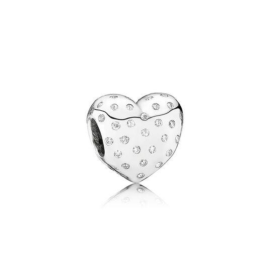 PANDORA Sparkle of Love Charm