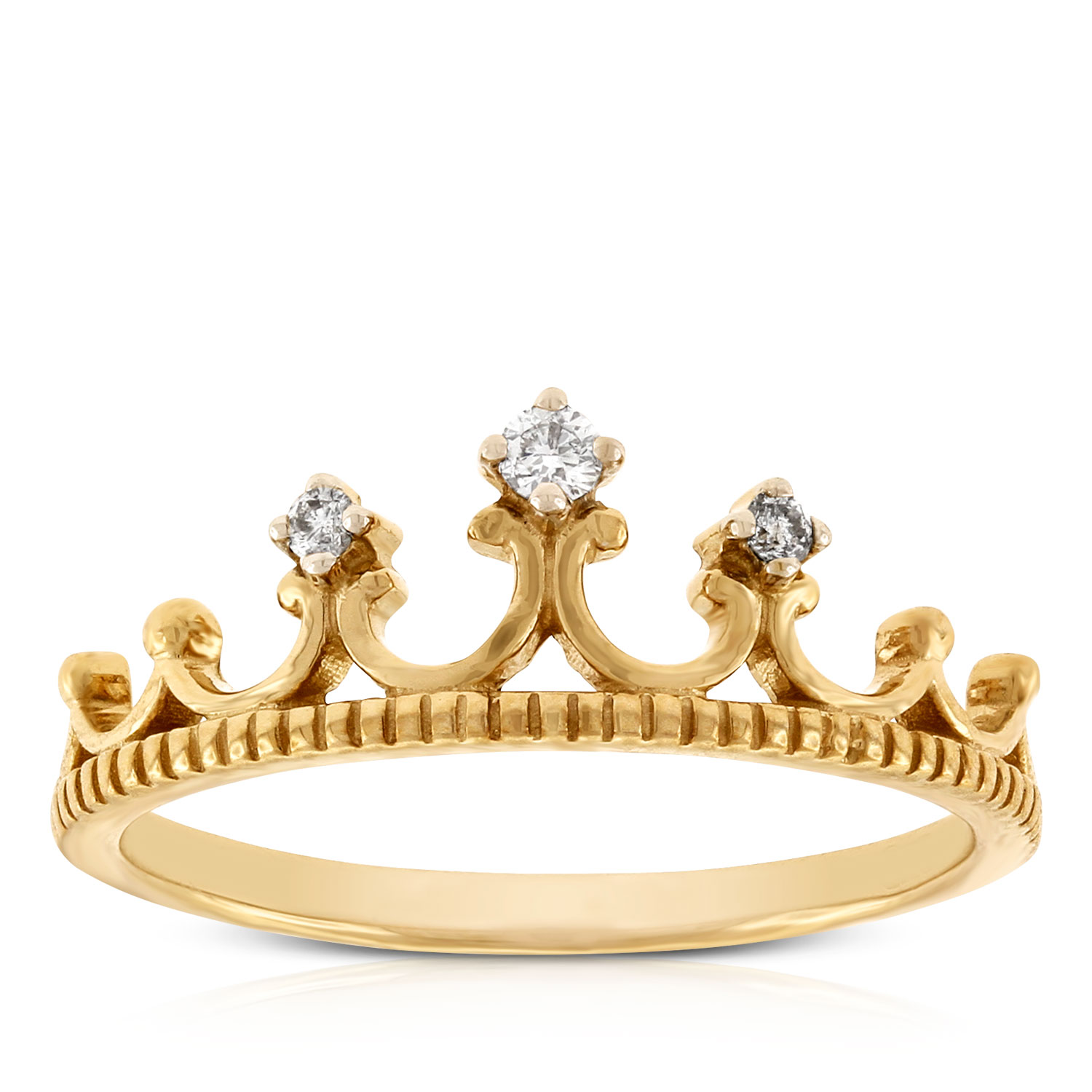 Three Rings And A Crown