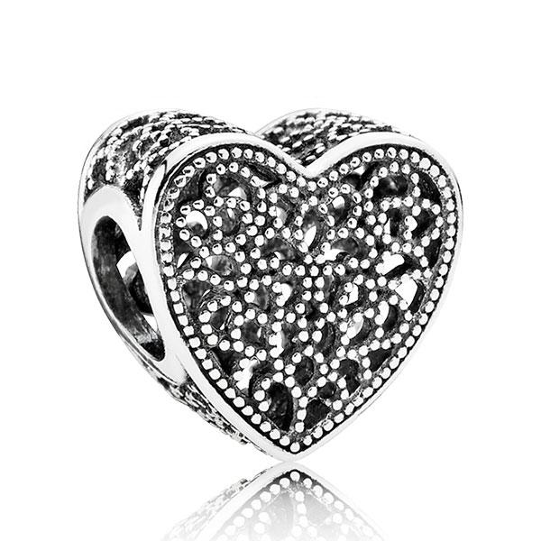 Pandora Filled With Romance Charm 791811 Ben Bridge