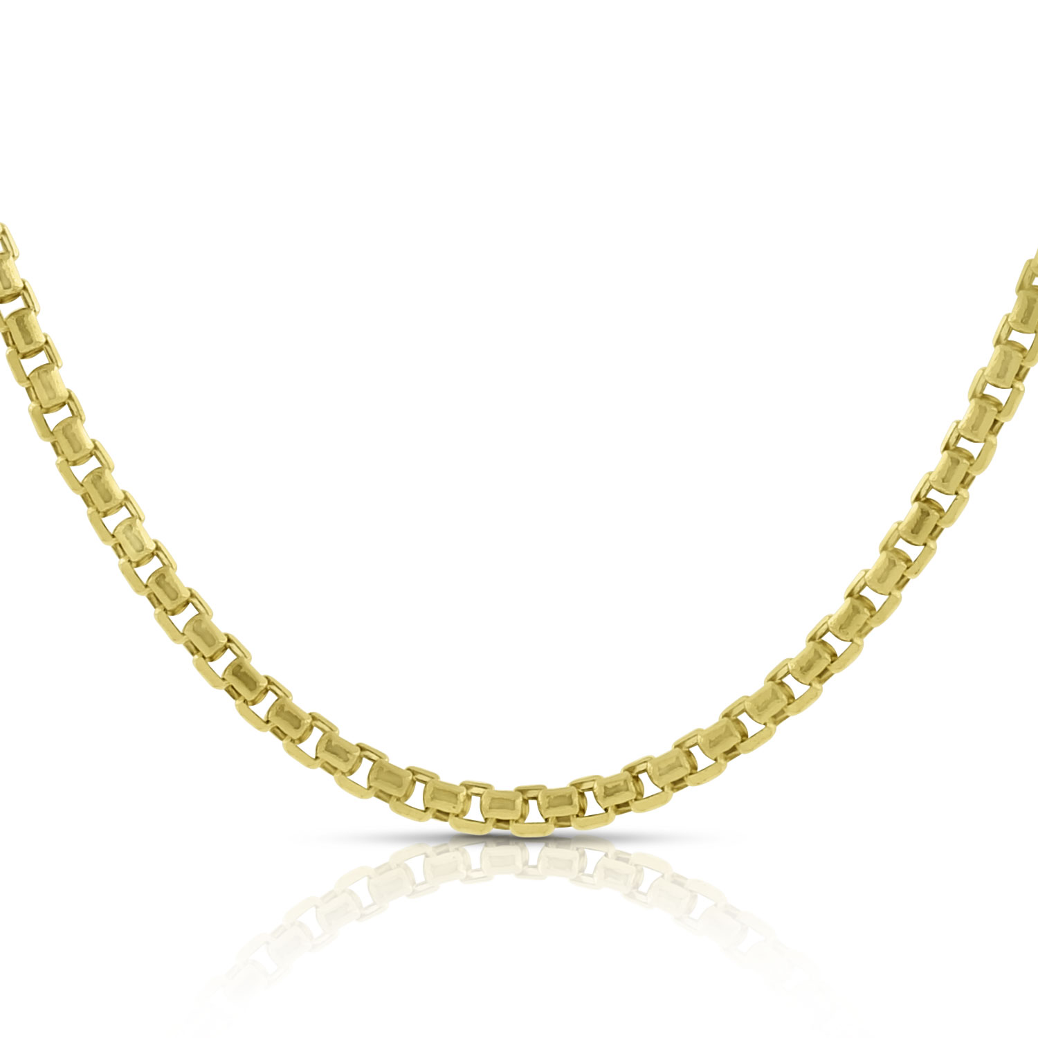 Diamond Cut Box Chain 18 Quot 14k Ben Bridge Jeweler