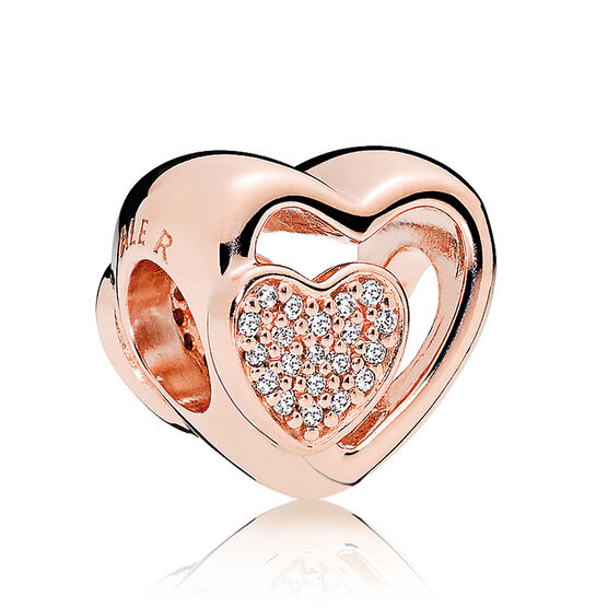 Pandora Rose™ Joined Together CZ Charm