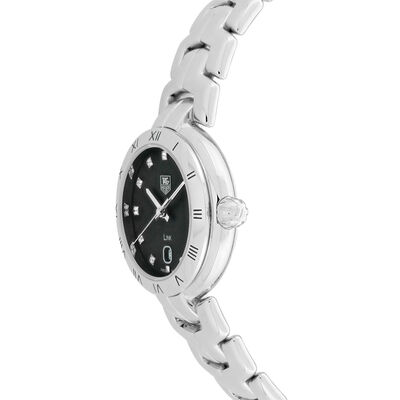 Pre-Owned TAG Heuer Lady Link Diamond Dial Watch, 29mm