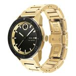 Movado Bold Yellow Ion Watch