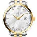 Raymond Weil Diamond Toccata Watch