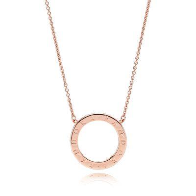 PANDORA Rose™ Hearts Of Pandora CZ Necklace