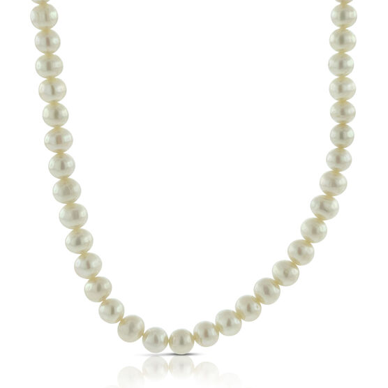"""Endless Freshwater Cultured Pearl Strand, 100"""""""