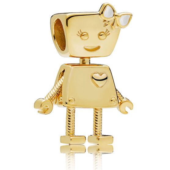 PANDORA Shine™ Bella Bot Enamel Charm