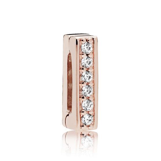 Pandora Reflexions™ Pandora Rose™ Timeless Sparkle CZ Clip Charm