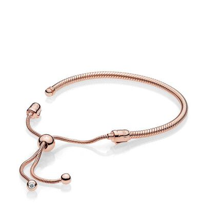 PANDORA Rose™ CZ Sliding Bracelet