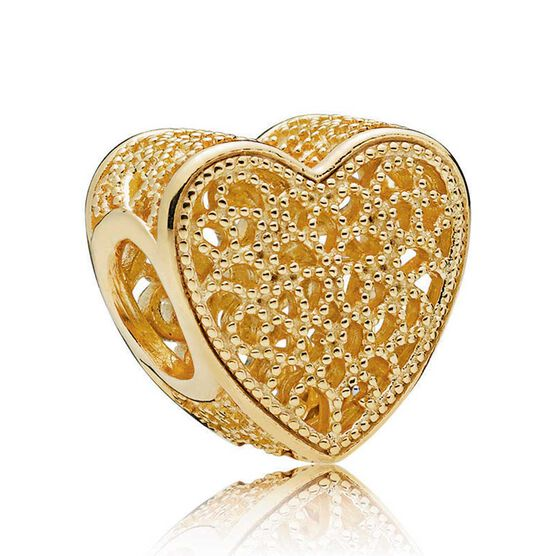 PANDORA Shine™ Filled with Romance Charm
