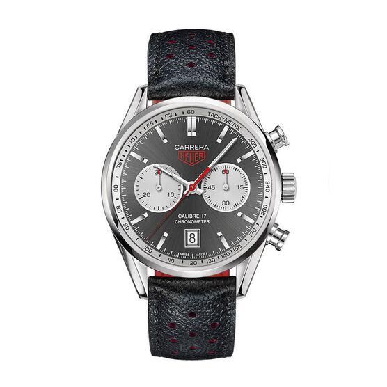 TAG Heuer Carrera Caliber 17 Automatic Chronograph Watch 41mm