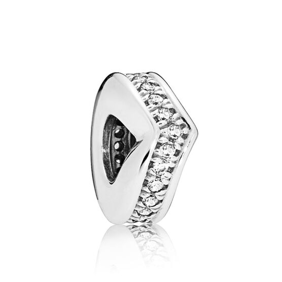 Pandora Shimmering Wish CZ Spacer