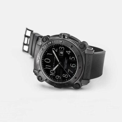 Hamilton Khaki BeLOWZERO Auto Watch, 46mm