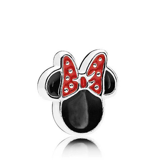 PANDORA Disney, Minnie Icon Enamel Petite Charm