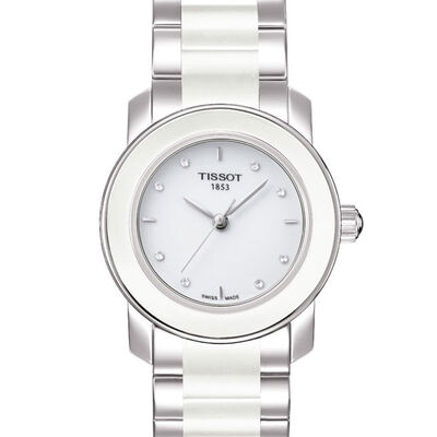 Tissot Cera Diamond Watch