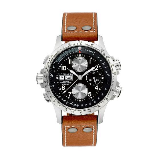 Hamilton Khaki X-Wind Automatic Chronograph Watch