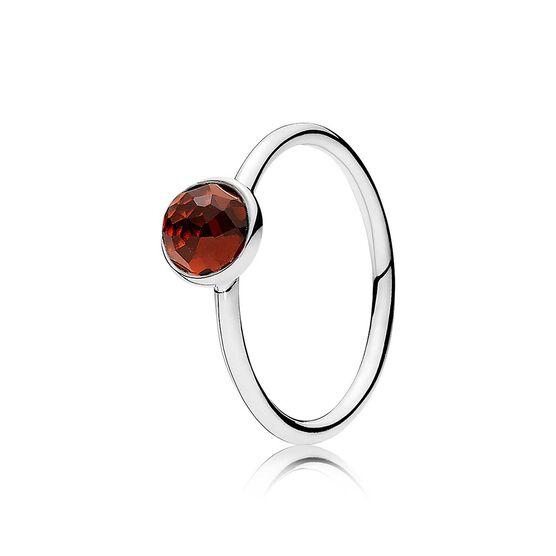 PANDORA January Droplet Ring