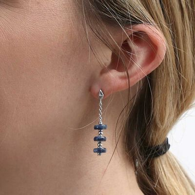 Lisa Bridge Kyanite Dangle Earrings