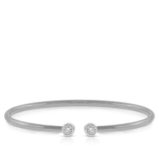 Diamond Bangle 18K
